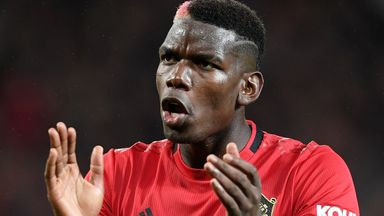 fifa live scores - Paul Pogba: Manchester United midfielder probably out until December, says Ole Gunnar Solskjaer