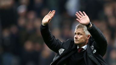 fifa live scores - Ole Gunnar Solskjaer pleads for patience at Manchester United