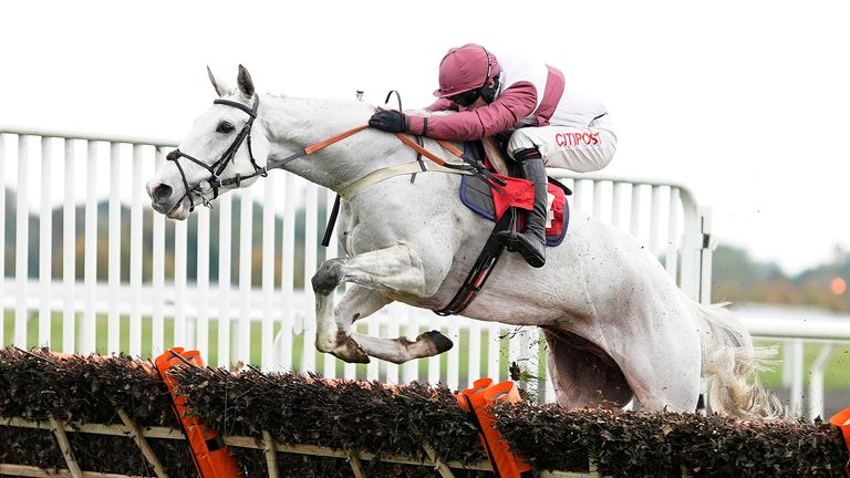 Can Silver Streak go a couple of places better than his third in last year's Champion Hurdle