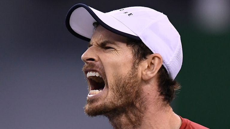 Andy Murray named in Great Britain's Davis Cup final squad | Tennis News |