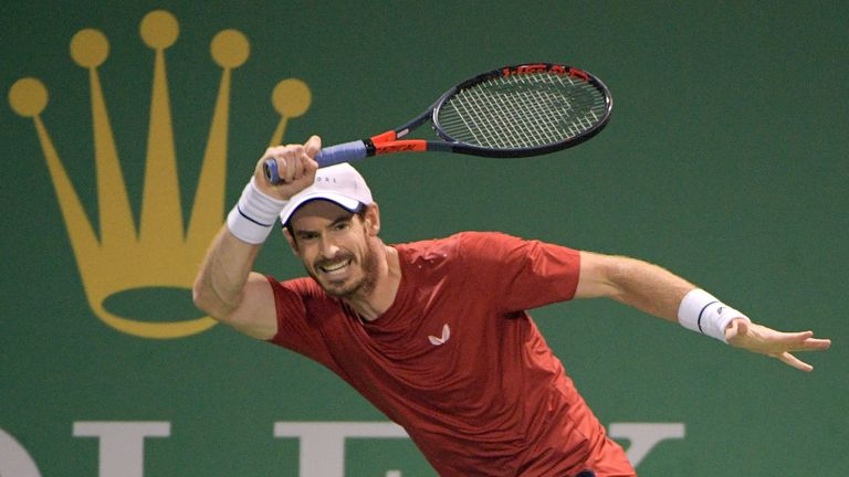 Murray's Far East schedule yielded four wins and a quarter-final in Beijing
