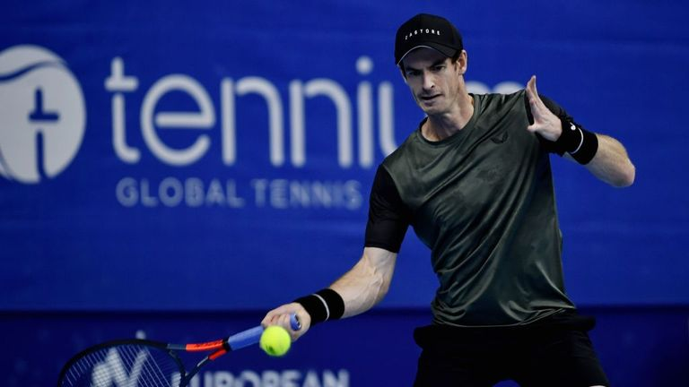 The Scot dug deep to progress into a 68th ATP tour final