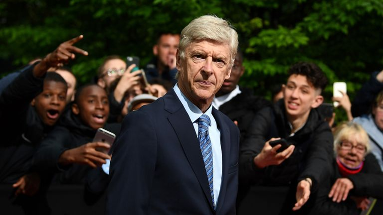 Arsene Wenger is favourite for the Bayern Munich job, according to reports