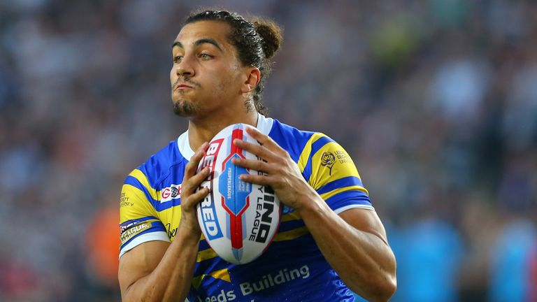 Golding left Leeds Rhinos for Huddersfield Giants in late 2019
