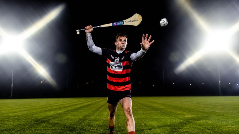 Dessie Hutchinson is hoping to help Ballygunner progress in the AIB Club Championship