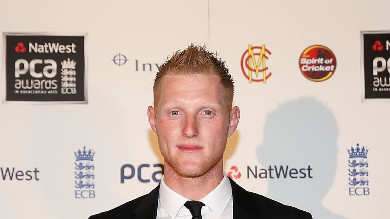 Ben Stokes was a PCA award winner in 2013 and is nominated for Player of the Year in 2019
