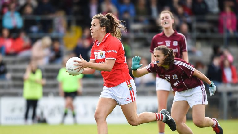 The former Cork star knows they face a tough test