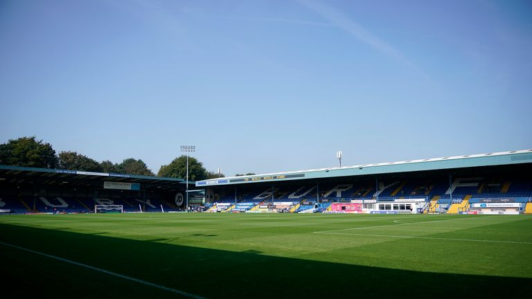 Bury were expelled from the EFL in August amid financial uncertainty