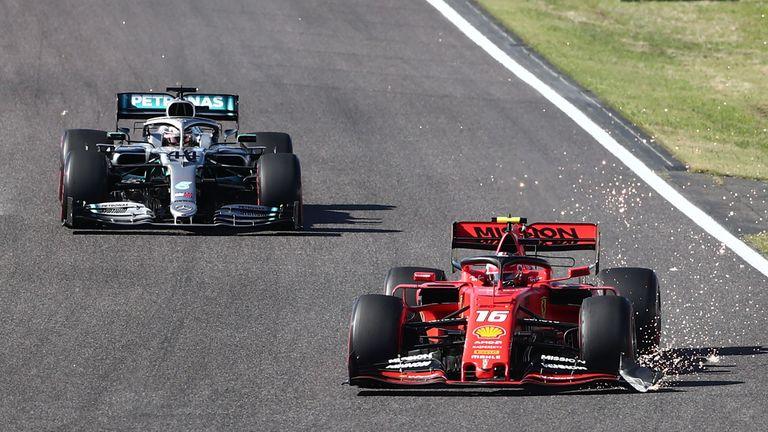 McLaren: Ferrari put 'everyone else at risk' with Charles Leclerc pit delay | F1 News