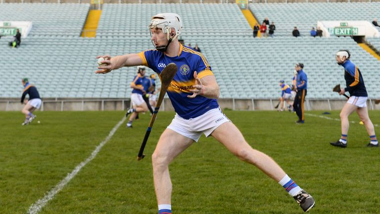 Cian Lynch and Patrickswell are gunning to bring down 2016 All-Ireland champions Na Piarsaigh