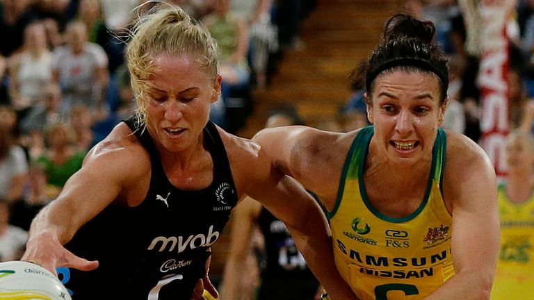 The contest in Perth concluded the 2019 Constellation Cup series