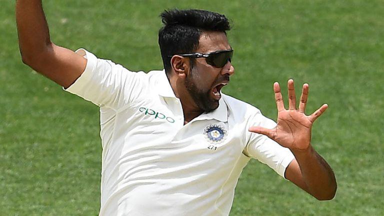 Ravichandran Ashwin has taken 372 Test wickets at an average of 25.36
