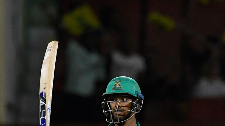 Pooran helped Guyana Amazon Warriors to the final of the 2019 Caribbean Premier League