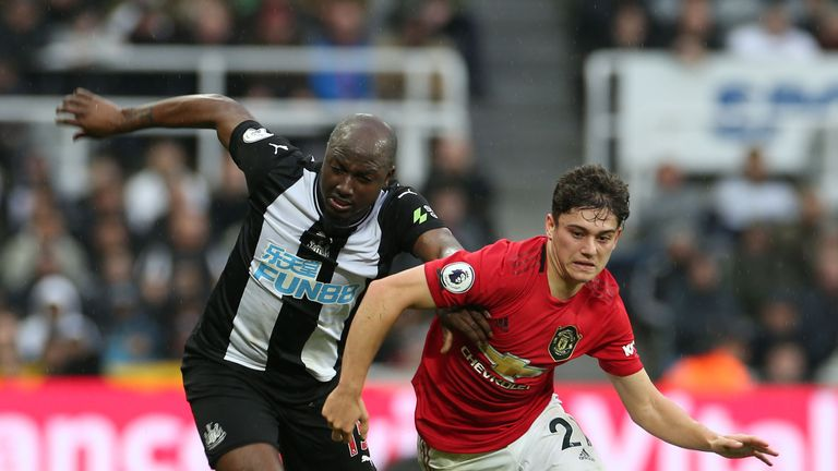 Daniel James is the 'right type of player' for Man Utd, says Gary Neville