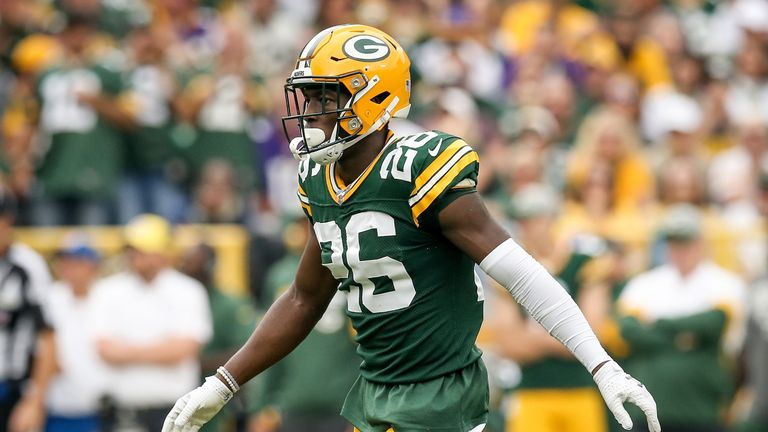 Darnell Savage has been a key component in the Green Bay secondary