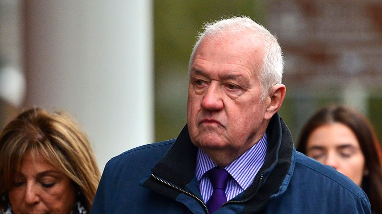 David Duckenfield is facing a retrial regarding a charge of manslaughter