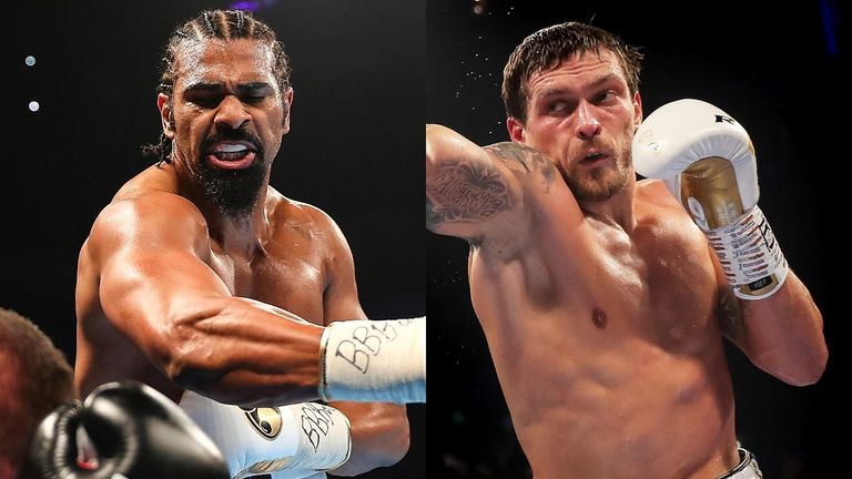Haye successfully went from cruiser to heavyweight - can Usyk do the same?