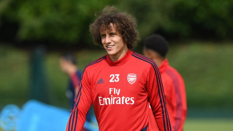 David Luiz believes Arsenal can challenge for the Premier League title