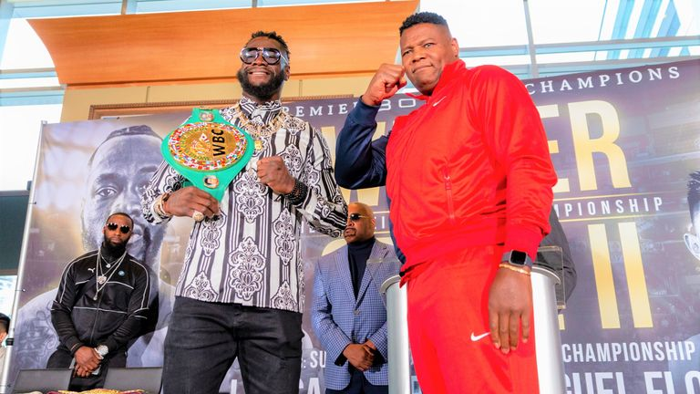 Ortiz will challenge Wilder on November 23