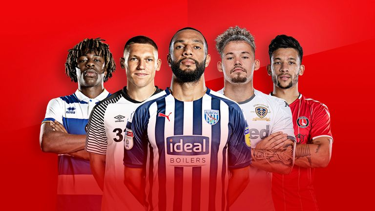 Sky Bet Championship live on Sky Sports in Decemberand January