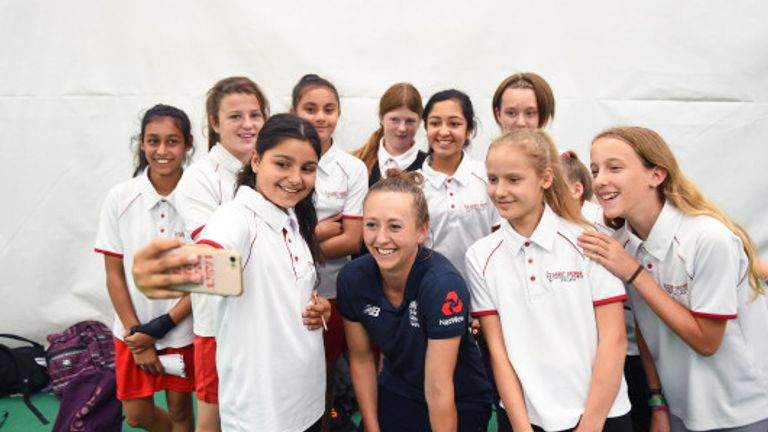Transforming women's and girls' cricket is one of six priorities outlined within the ECB's 'Inspiring Generations' strategy