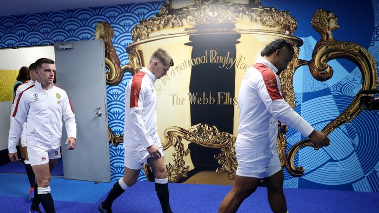 Owen Farrell and Billy Vunipola are facing the biggest week of their careers: Rugby World Cup final week