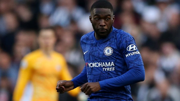 Fikayo Tomori has been a regular in the Chelsea side this season