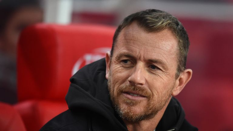 Gary Rowett is on Millwall's shortlist to take over as manager