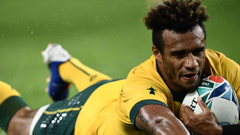 Will Genia slid over for the final try, leaving the scoreline an unfair reflection on the Test