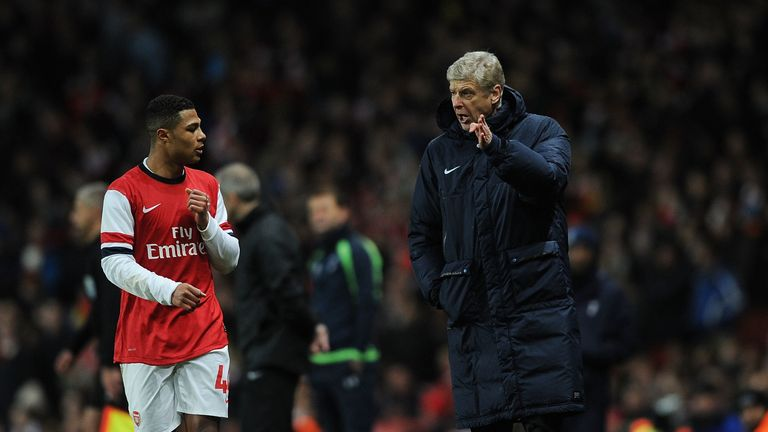 Arsene Wenger always had high hopes for Gnabry at Arsenal