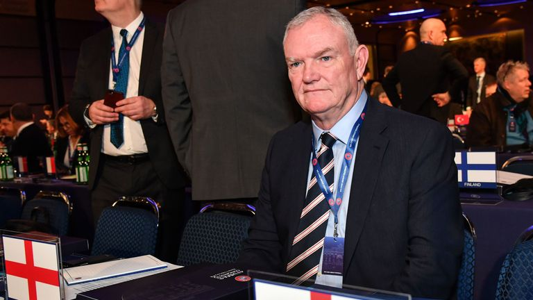 Greg Clarke wrote to FA Council members with a view to making the board more diverse.