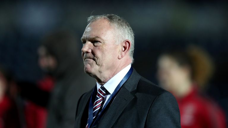 FA chairman Greg Clarke will present findings surrounding concussion to the FIFA council in Shanghai