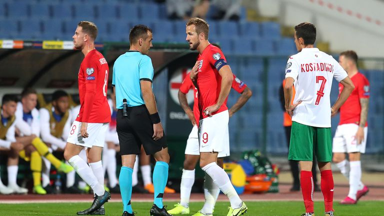 England Vs Bulgaria Match Marred By Racist Abuse From Fans