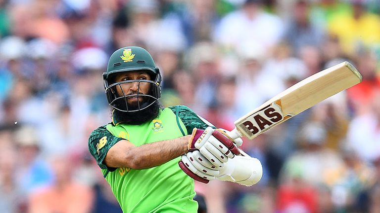 Amla played in three World Cups and three World T20s for the Proteas