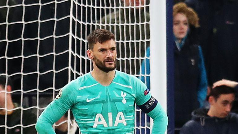 Hugo Lloris says Tottenham 'gave up too easily' against Bayern Munich | Football News |