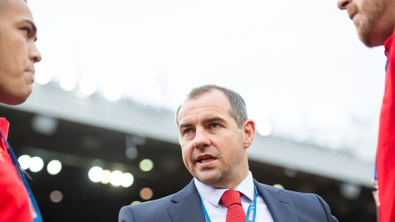 Ian Watson's management has helped make Salford competitive