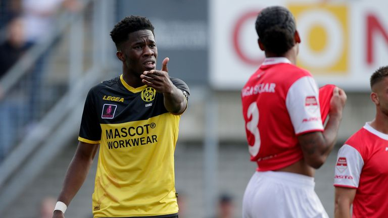Chelsea investigate reports loanee Ike Ugbo has not been paid at Roda JC | Football News |