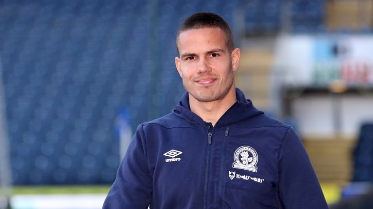 Rodwell spent last season on loan at Blackburn