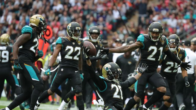 Jalen Ramsey and the Jags' defense demolished Baltimore