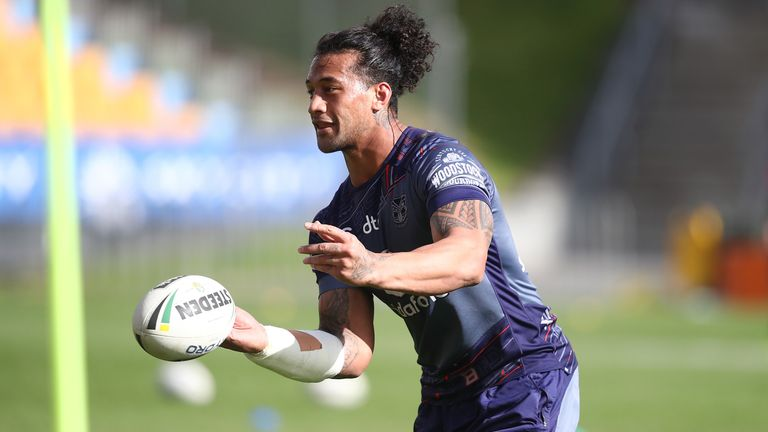 Huddersfield Giants sign Samoa forward James Gavet on two-year deal  | Rugby League News |