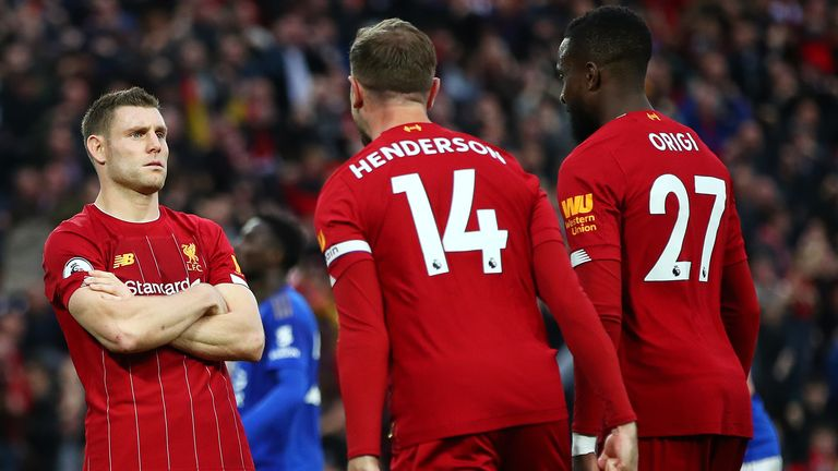In his weekly column, Paul Merson insists Liverpool will not end the Premier League season unbeaten