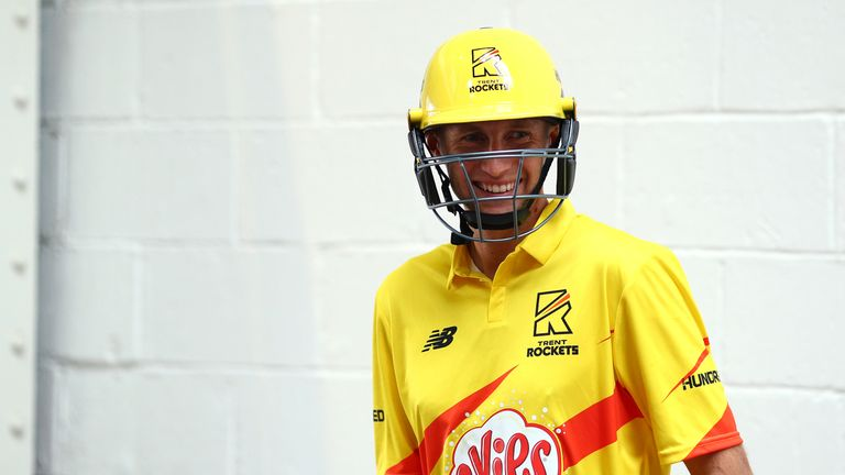 Joe Root will lead Trent Rockets in The Hundred