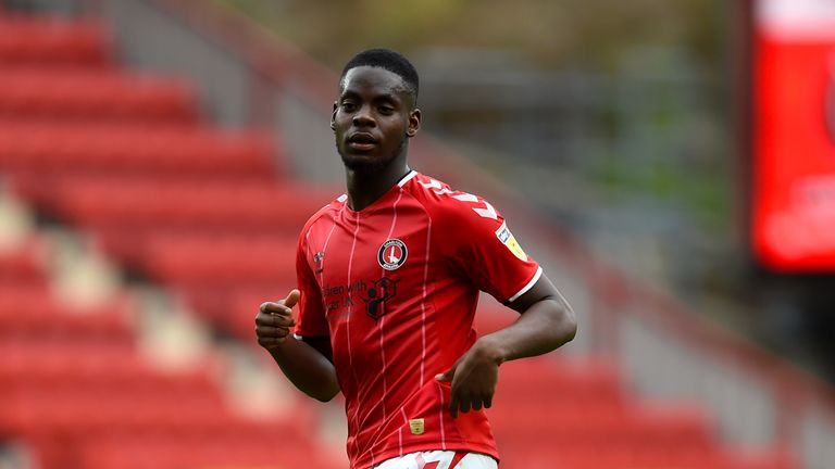 Leeds United man accused of racial abuse in game against Charlton Athletic