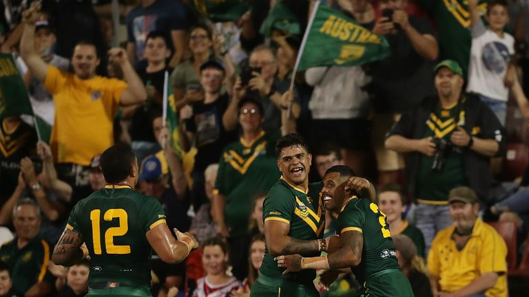 Oceania Cup: Australia beat New Zealand 26-4 | Rugby League News |