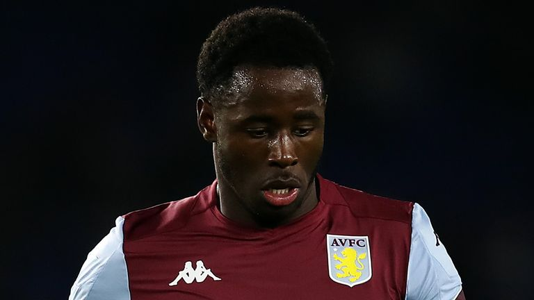 Keinan Davis is expected to be back for the Carabao Cup final at the beginning of March