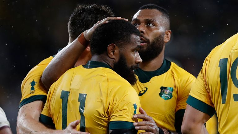 Can the Wallabies get themselves together to take it to England in the quarter-finals?