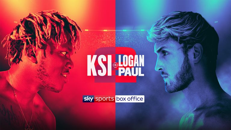 KSI Revenge Dual vs Logan Paul, YouTuber Can't Wait To Finish