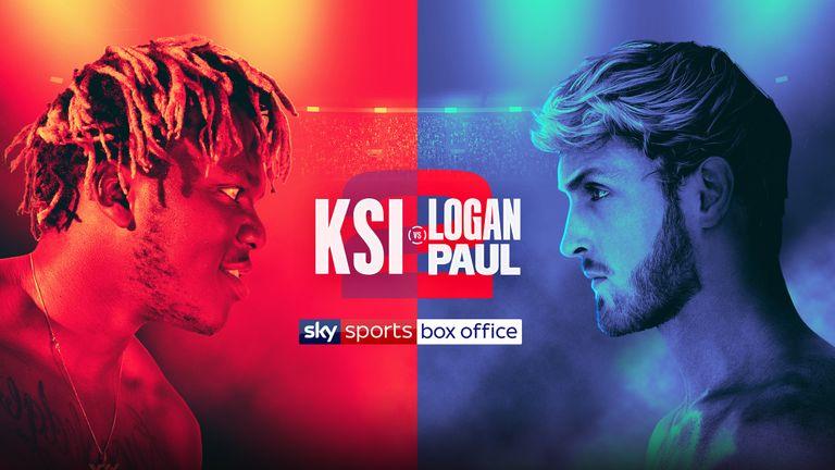 KSI vs Logan Paul 2: todos los detalles de tiempo, precios y reservas para el evento Sky Sports Box Office | Noticias del boxeo 2