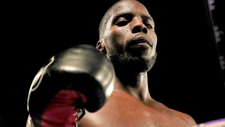 Lawrence Okolie challenges for European title at The O2 on October 26