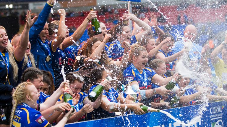 Leeds claimed the Women's Challenge Cup for the second year running in 2019
